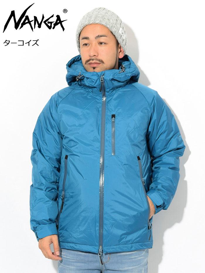 NANGAナンガのジャケット Aurora Down10