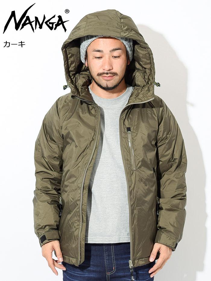 NANGAナンガのジャケット Aurora Down11