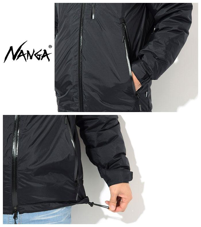 NANGAナンガのジャケット Aurora Down13