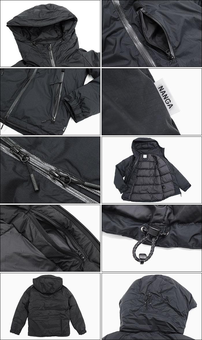 NANGAナンガのジャケット Aurora Down16