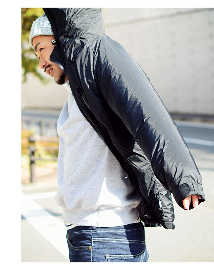 NANGAナンガのジャケット Aurora Down04