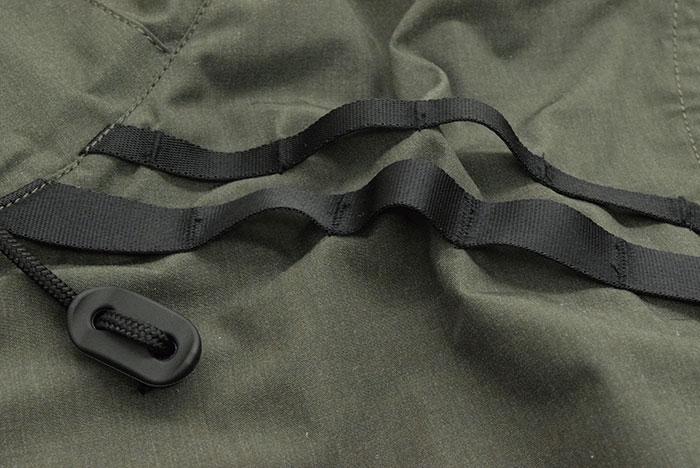 NANGAナンガのジャケット Takibi Field Anorak Parka11