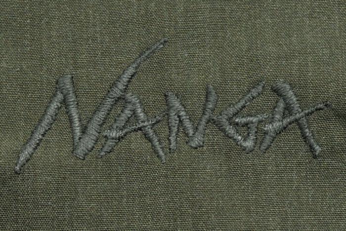 NANGAナンガのジャケット Takibi Field Anorak Parka12