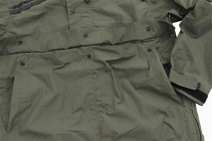 NANGAナンガのジャケット Takibi Field Anorak Parka13