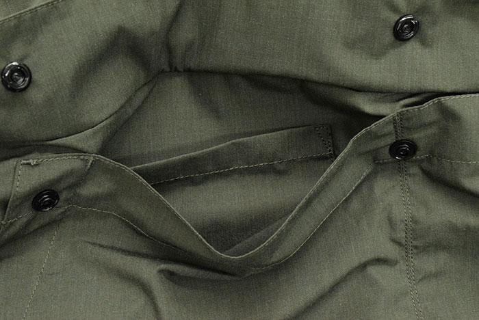 NANGAナンガのジャケット Takibi Field Anorak Parka14