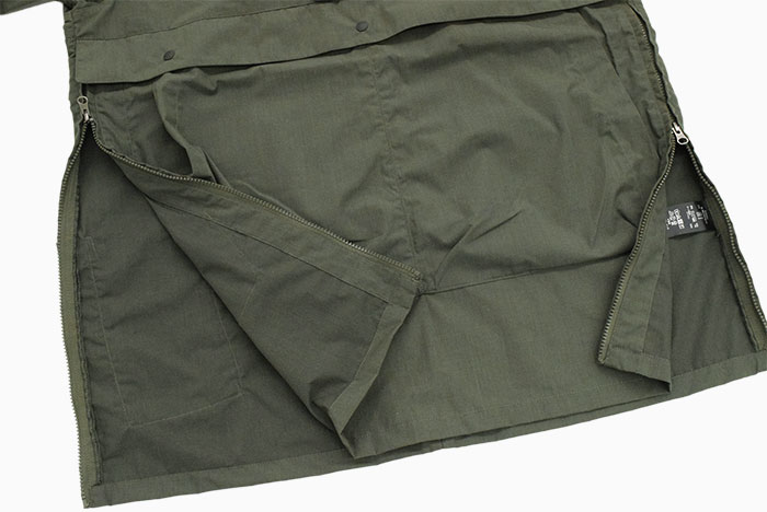 NANGAナンガのジャケット Takibi Field Anorak Parka15
