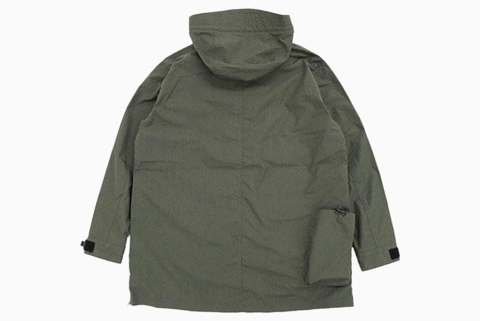 NANGAナンガのジャケット Takibi Field Anorak Parka16