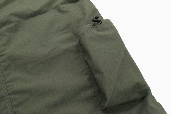 NANGAナンガのジャケット Takibi Field Anorak Parka17