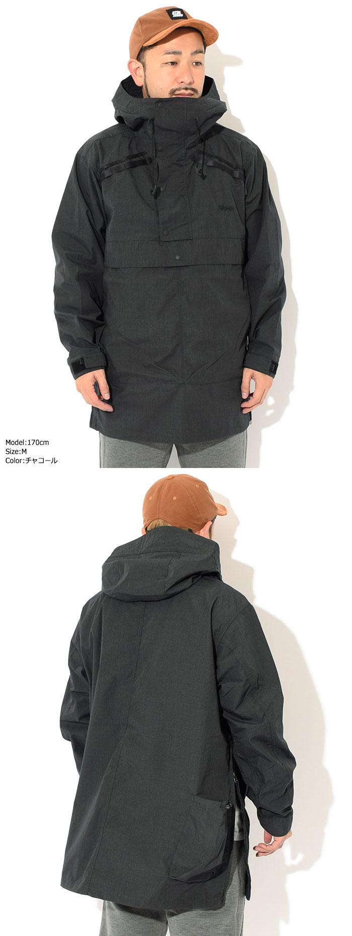 NANGAナンガのジャケット Takibi Field Anorak Parka02