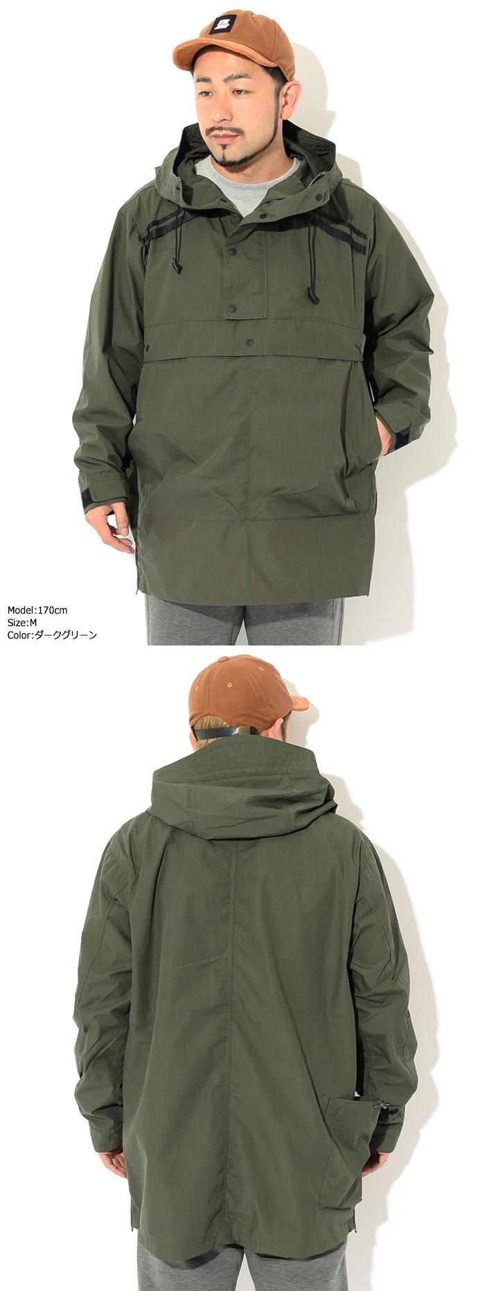 NANGAナンガのジャケット Takibi Field Anorak Parka03