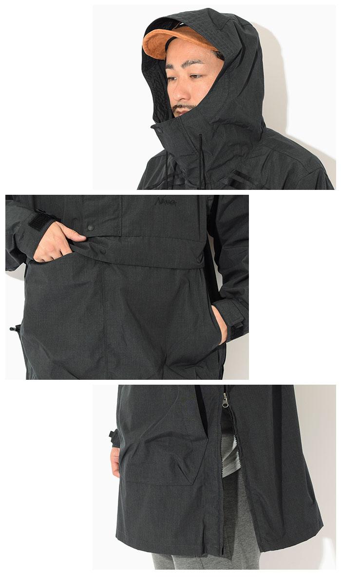NANGAナンガのジャケット Takibi Field Anorak Parka04