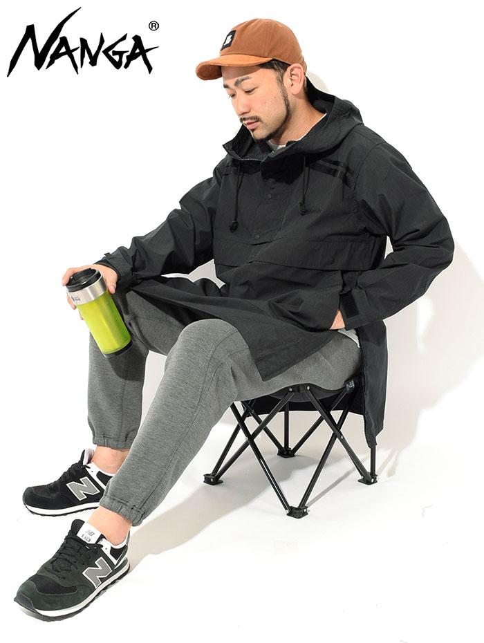 NANGAナンガのジャケット Takibi Field Anorak Parka06