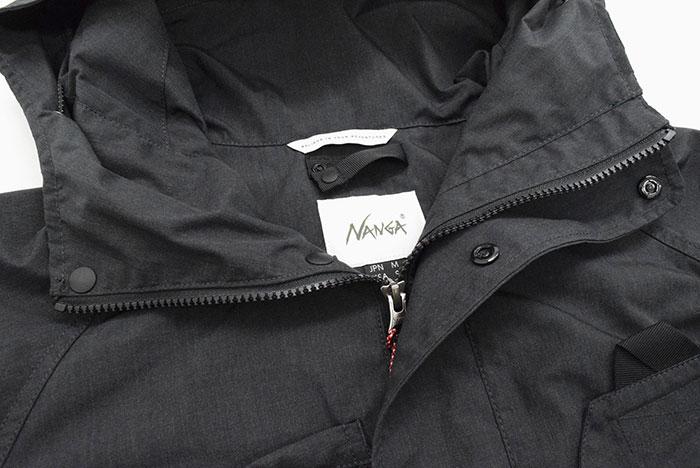NANGAナンガのジャケット Takibi Mountain Parka10