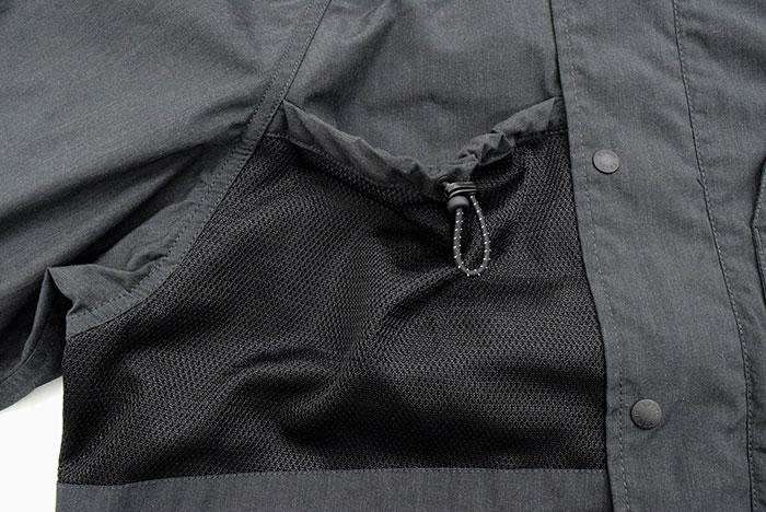 NANGAナンガのジャケット Takibi Mountain Parka11