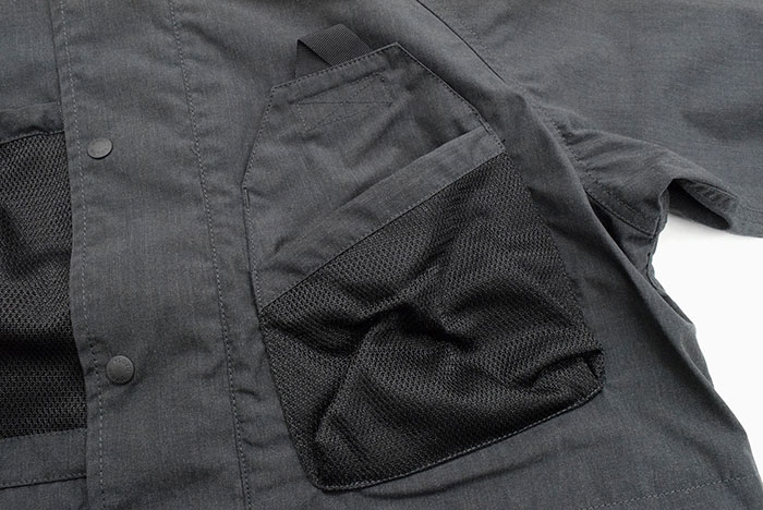 NANGAナンガのジャケット Takibi Mountain Parka12