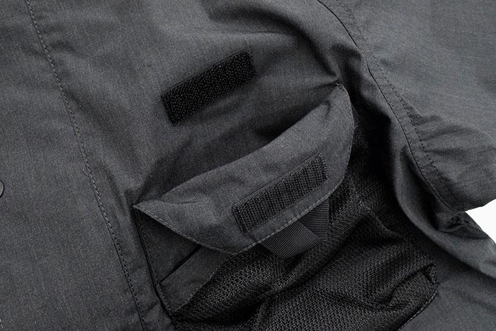 NANGAナンガのジャケット Takibi Mountain Parka13