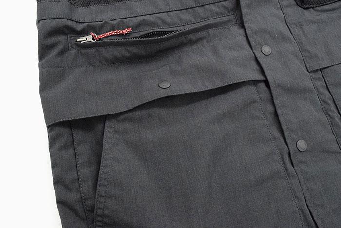 NANGAナンガのジャケット Takibi Mountain Parka14