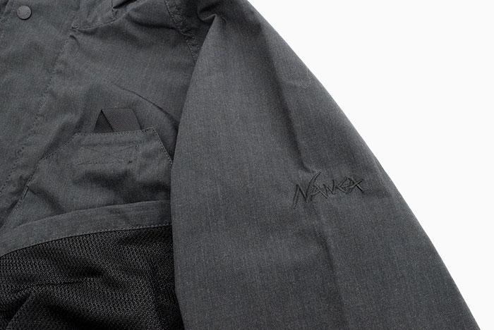 NANGAナンガのジャケット Takibi Mountain Parka15