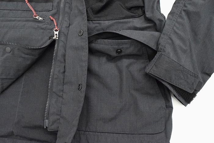 NANGAナンガのジャケット Takibi Mountain Parka16