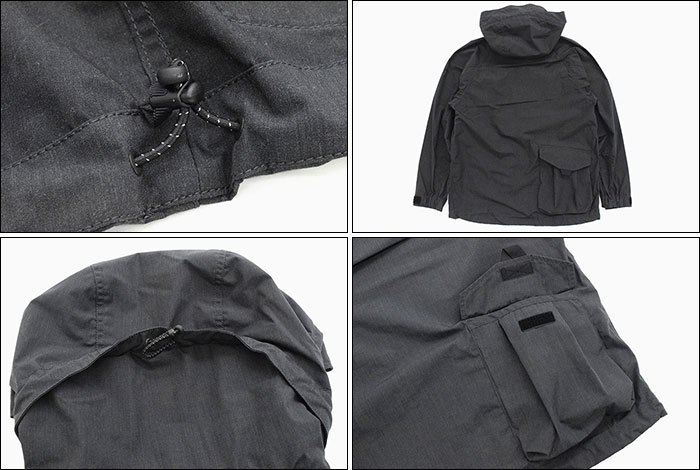NANGAナンガのジャケット Takibi Mountain Parka18
