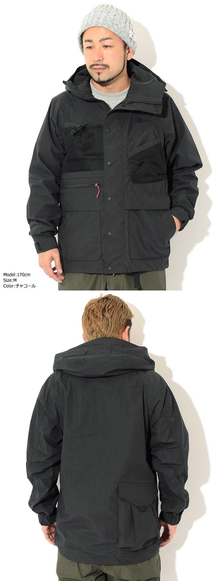NANGAナンガのジャケット Takibi Mountain Parka02