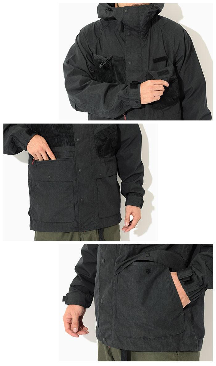NANGAナンガのジャケット Takibi Mountain Parka04