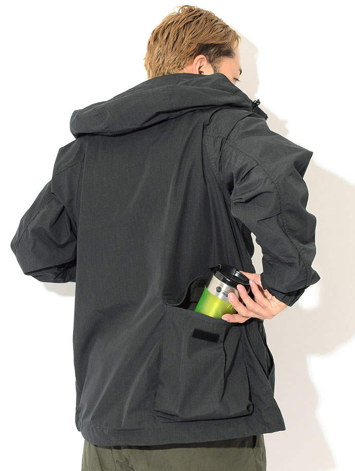 NANGAナンガのジャケット Takibi Mountain Parka05