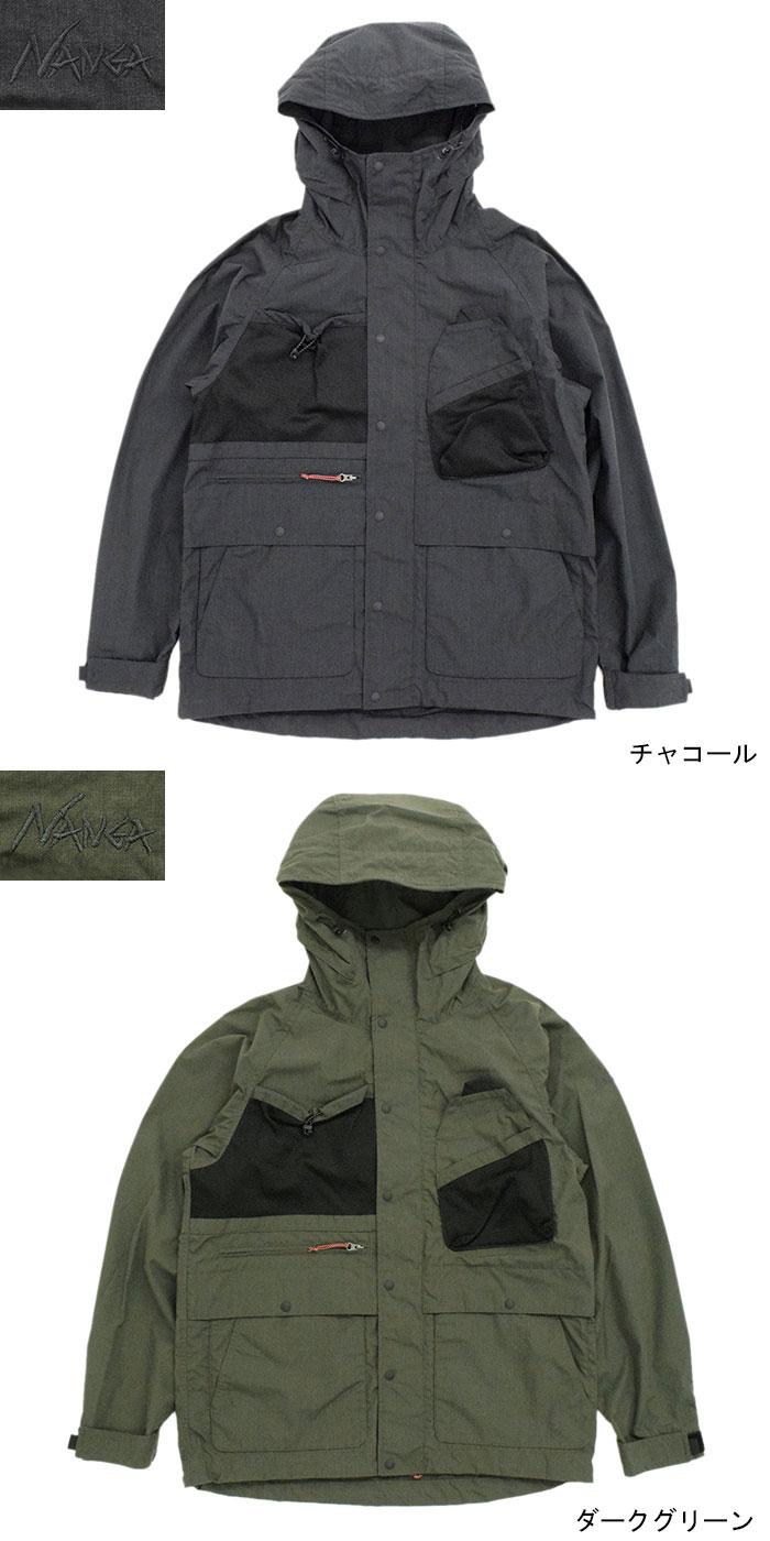 NANGAナンガのジャケット Takibi Mountain Parka07