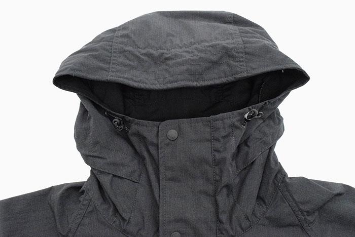 NANGAナンガのジャケット Takibi Mountain Parka08