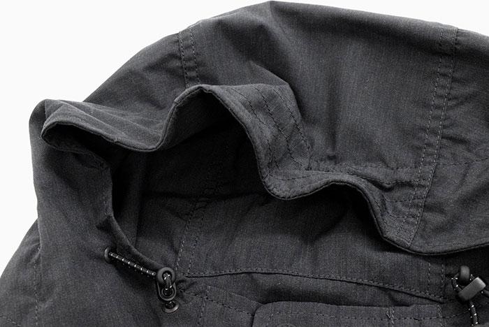 NANGAナンガのジャケット Takibi Mountain Parka09