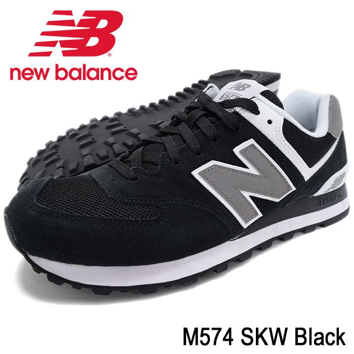 new balanceニューバランスのスニーカー M574 01