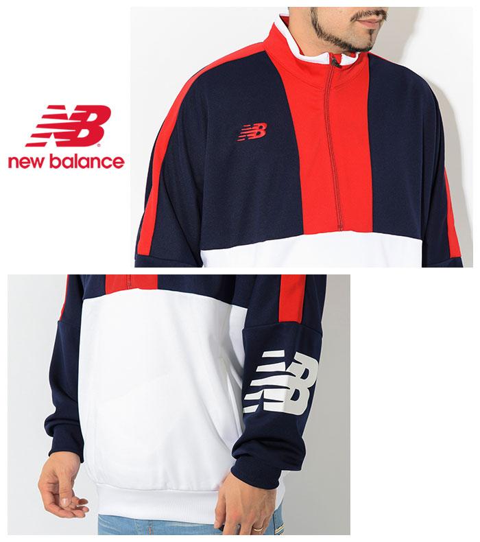 new balanceニューバランスのジャケット 90s Warm Up Half Zip04