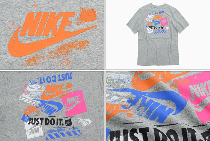 NIKEナイキのTシャツ Remix 3 06