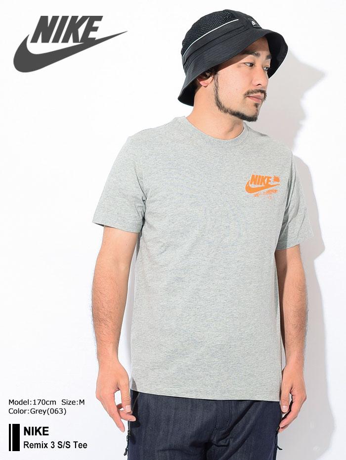 NIKEナイキのTシャツ Remix 3 03