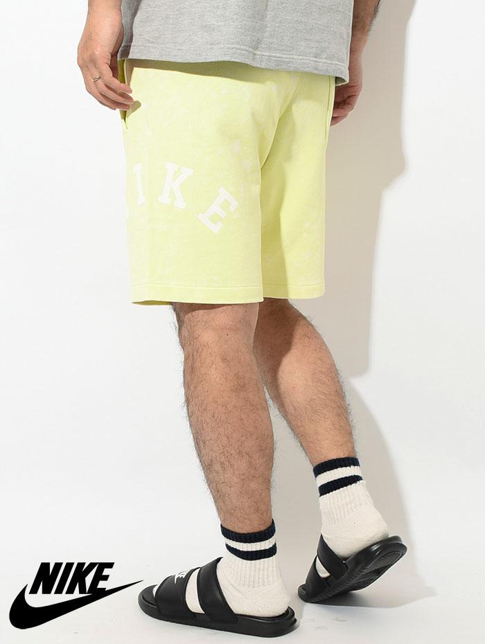NIKEナイキのハーフパンツ French Terry Wash Short04