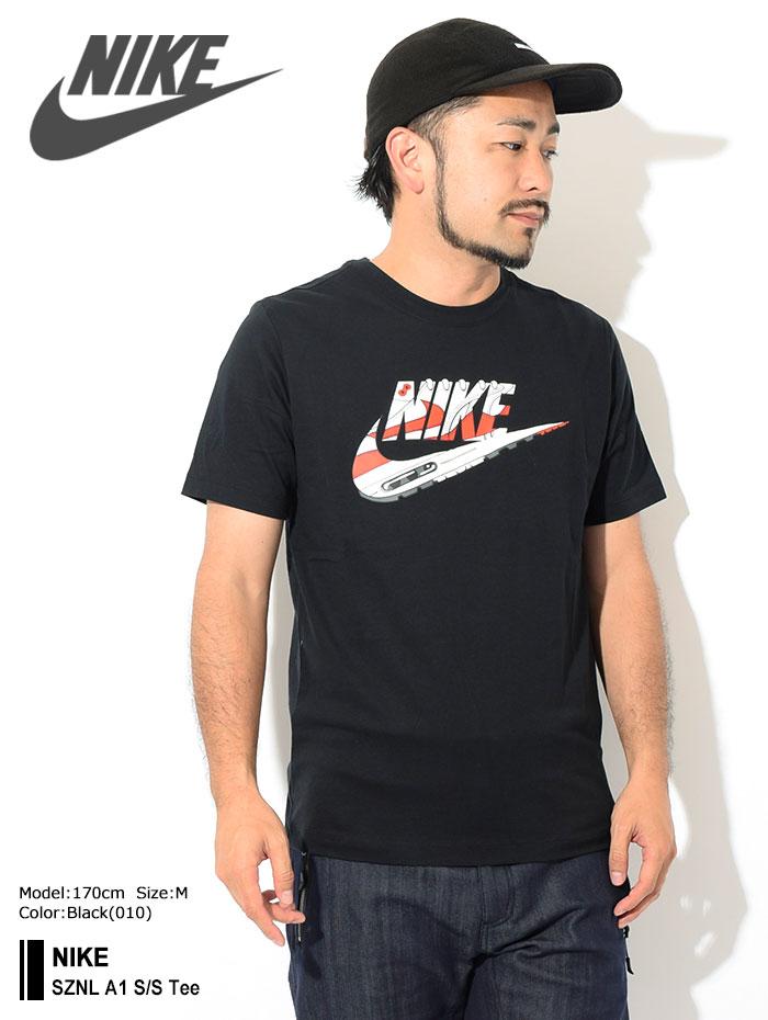 NIKEナイキのTシャツ SZNL A1 01