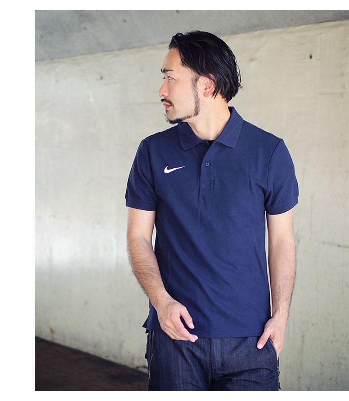 NIKEナイキのポロシャツ TS Core04