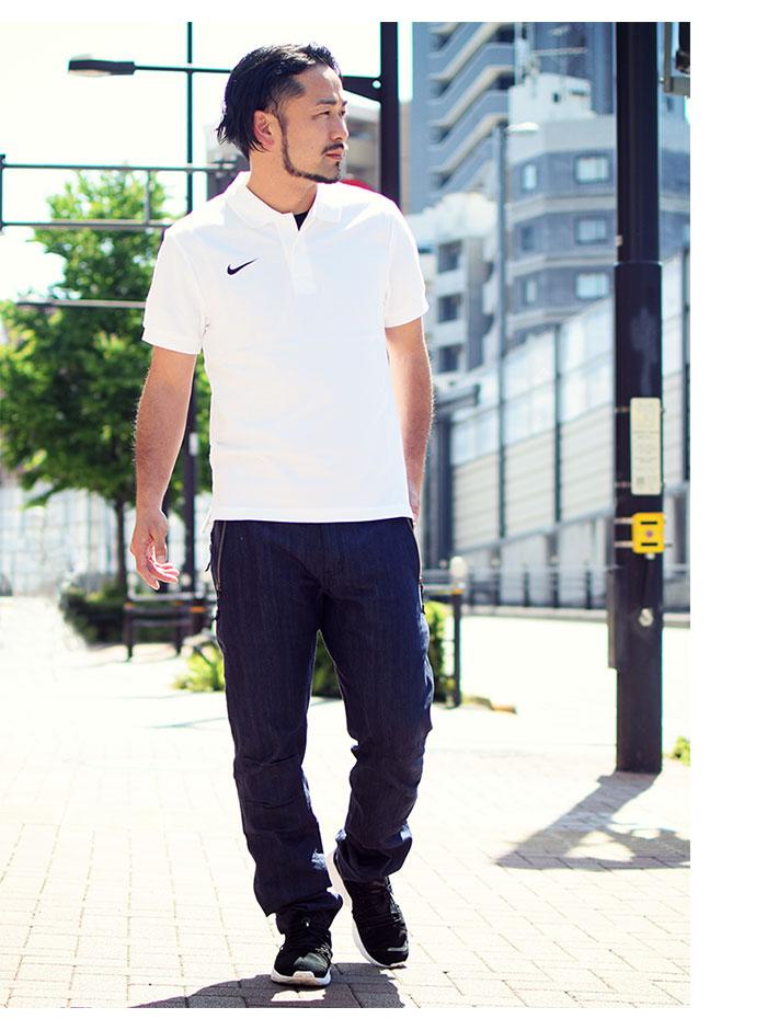NIKEナイキのポロシャツ TS Core06