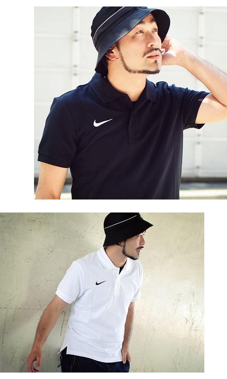 NIKEナイキのポロシャツ TS Core08