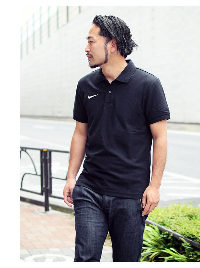 NIKEナイキのポロシャツ TS Core09