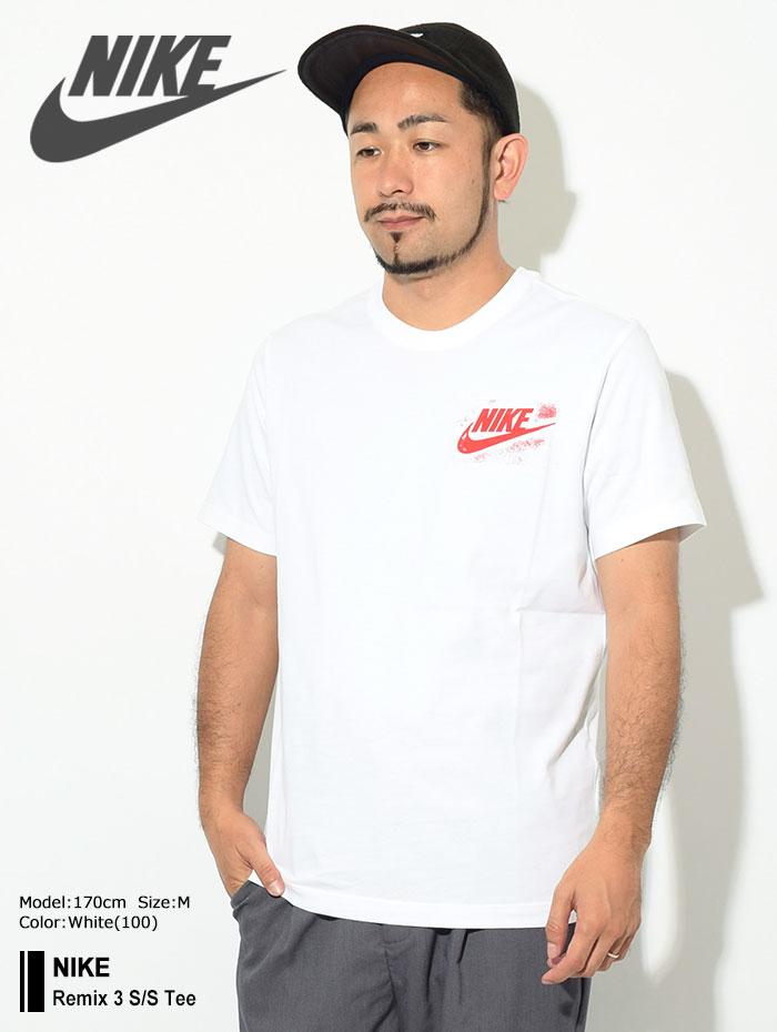 NIKEナイキのTシャツ Remix 3 01