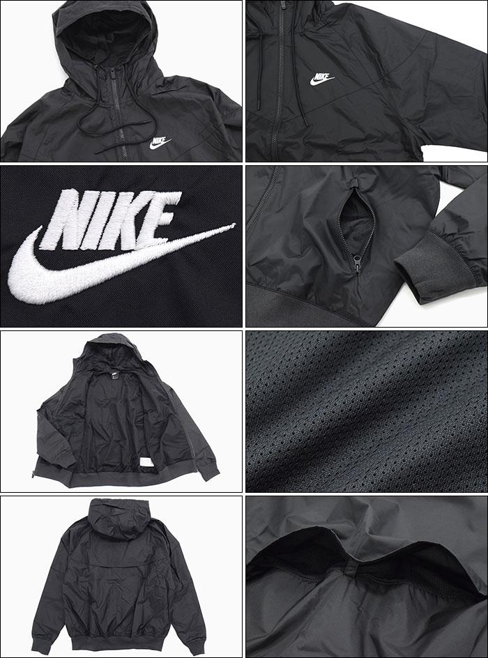 NIKEナイキのジャケット WR HD07