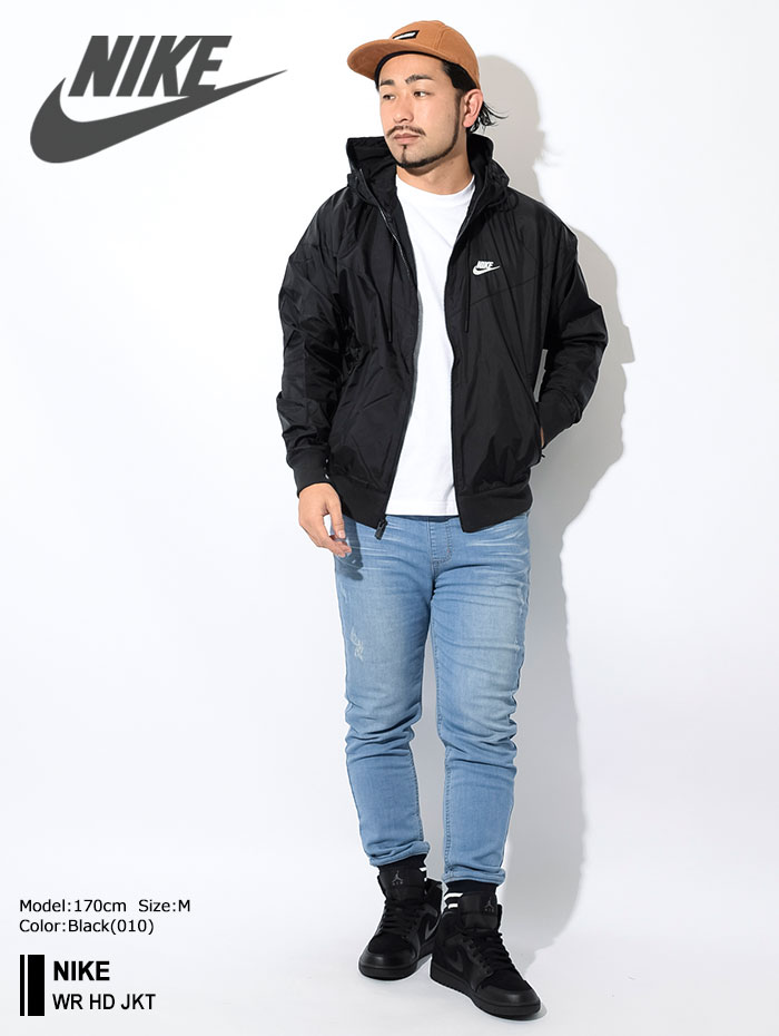 NIKEナイキのジャケット WR HD01