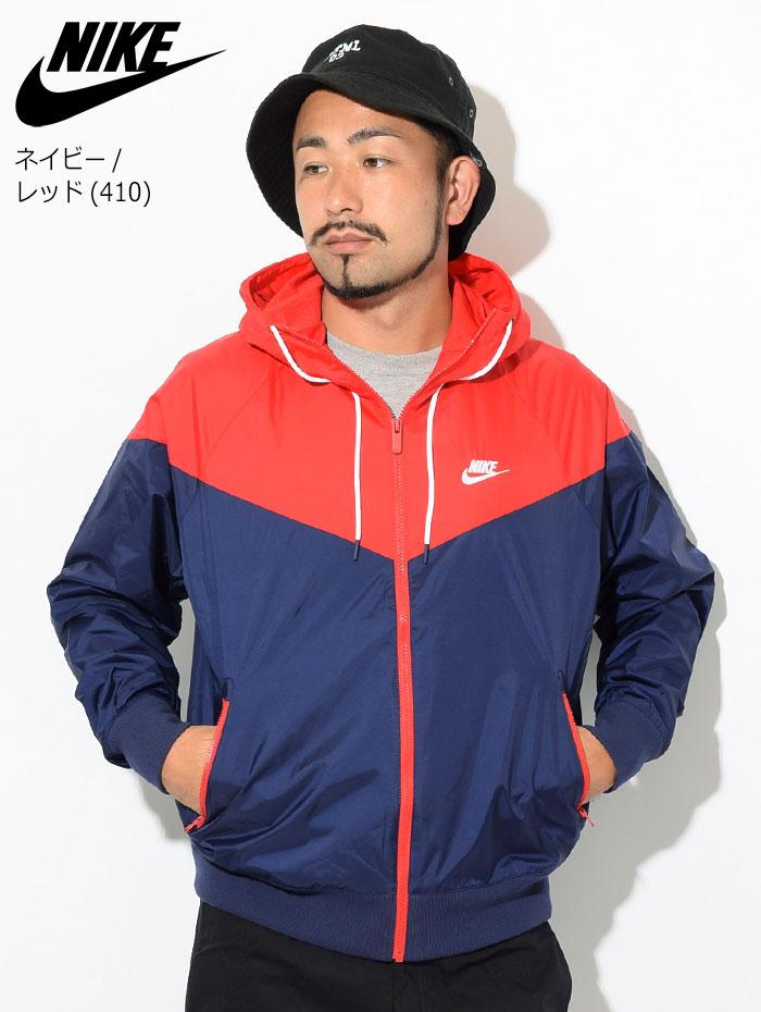NIKEナイキのジャケット WR HD03