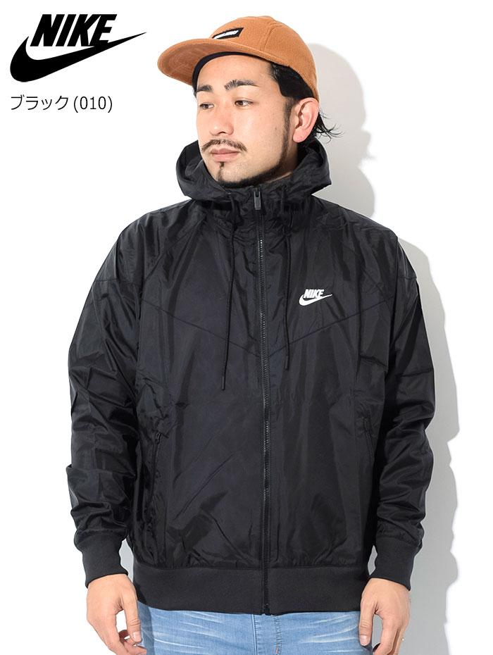 NIKEナイキのジャケット WR HD04