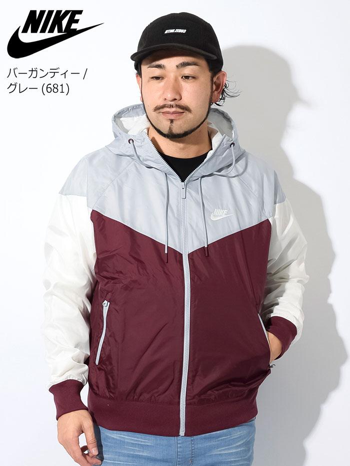 NIKEナイキのジャケット WR HD05