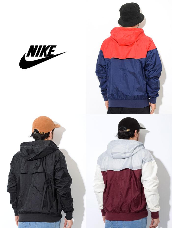 NIKEナイキのジャケット WR HD06