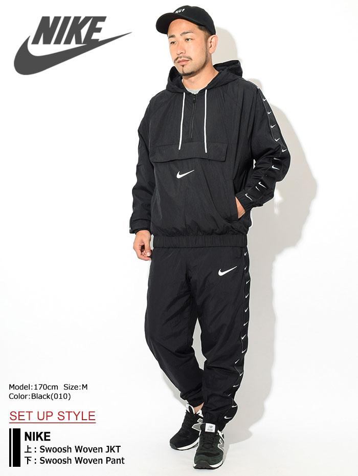 NIKEナイキのジャケット Swoosh Woven01