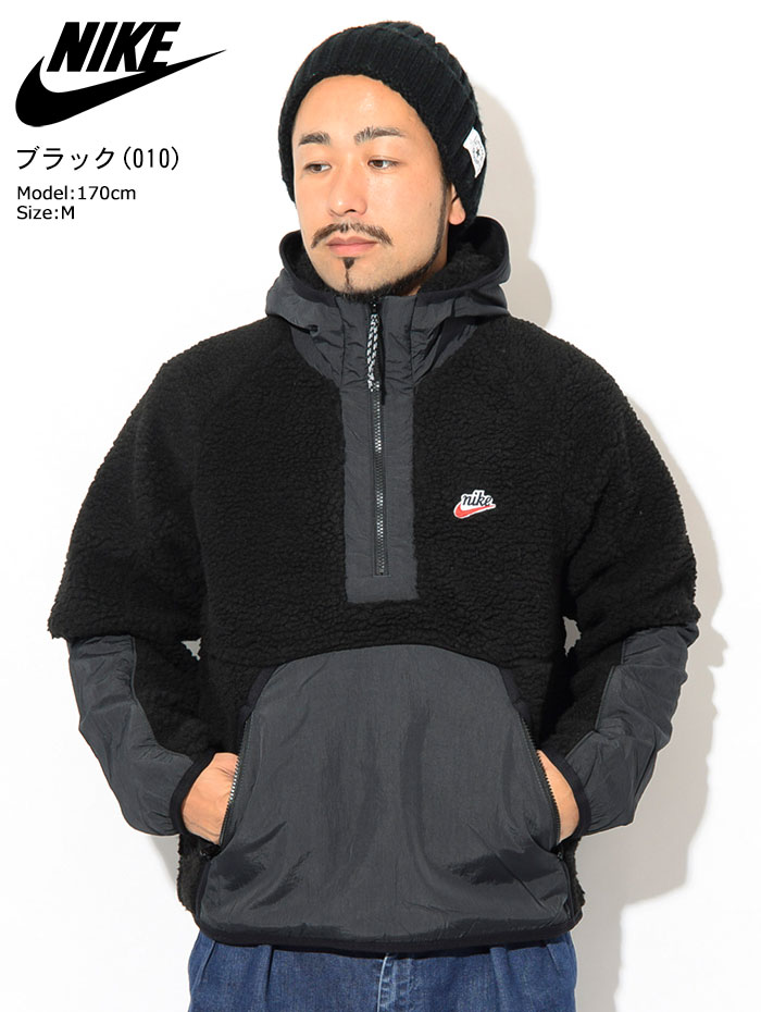 NIKEナイキのジャケット HE Winter Half Zip Hoodie10