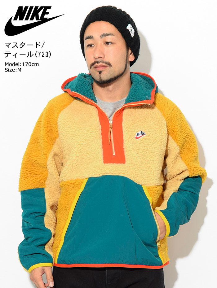 NIKEナイキのジャケット HE Winter Half Zip Hoodie11